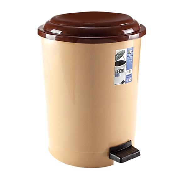 Pedallı Çöp Kovası No:2 12 Lt