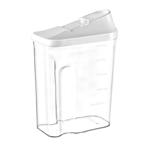 Bakliyat Kabı Sürgülü 250 ml